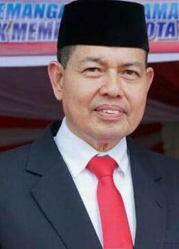 Kadis Kesehatan Kota Baubau dr H Edy Natsir MMKes